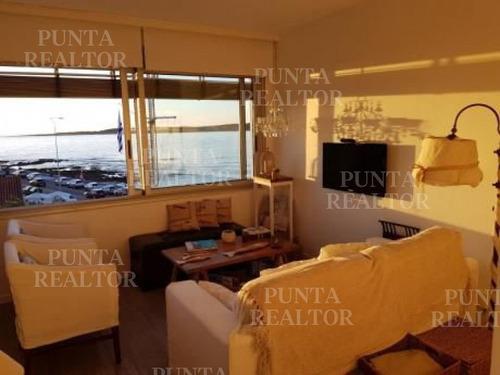 Apartamento En Alquiler En El Puerto De Punta Del Este- Ref: 297