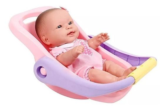 Boneca Bebe Conforto La New Born Original Da Cotiplás