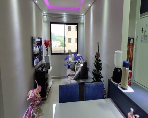 Apartamento Lindo Para Venda - Condomínio Viva Mais Barueri - Ap00864 - 69195768
