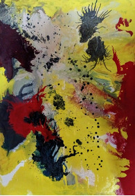 Pintura Abstrata A Insustentável Beleza Das Cores Edisley