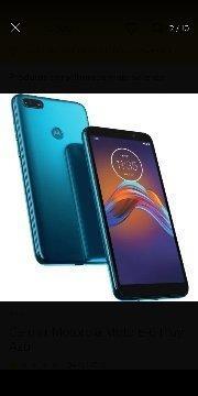 Celular Motorola Moto E 6 Play Semi Novo