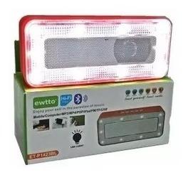 Parlante Bluetooth Ewtto Modelo. Et-p1423bl