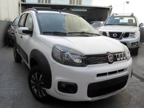 Fiat Uno 1.4 Way Flex Dualogic 49.000 Km