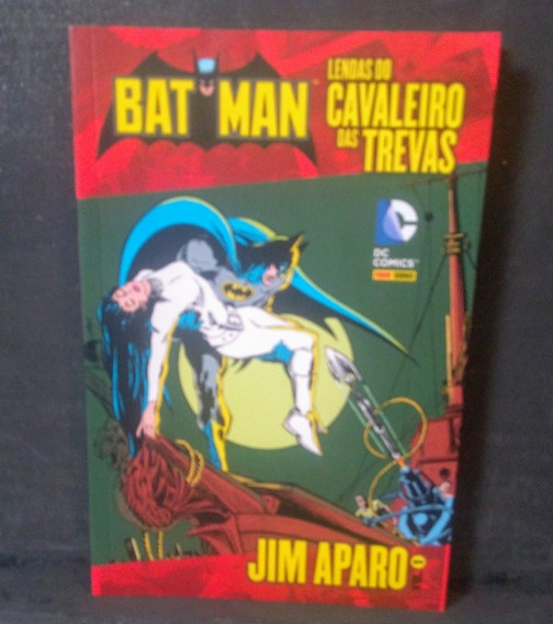Batman Lendas Do Cavaleiro Das Trevas Jim Aparo 1