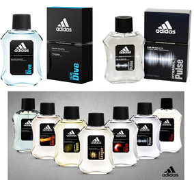Recife!!! Perfume Original adidas!!! Fragancias Variadas!!!