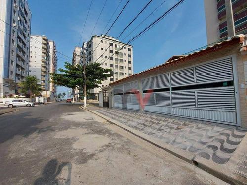 Imagem 1 de 24 de Casa À Venda, 78 M² Por R$ 465.000,00 - Vila Assunção - Praia Grande/sp - Ca0862