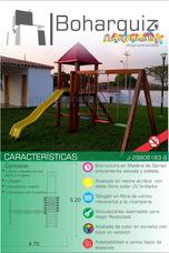 Fabricación, Diseño Y Restauración De Parques Infantiles