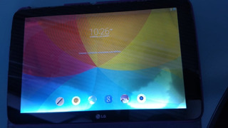 Tablet Lg V700 10.1 Pulg