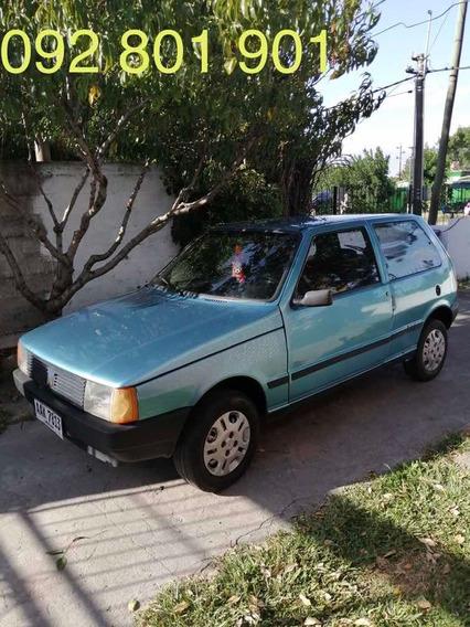 Fiat Uno 1989 1.0 Mille
