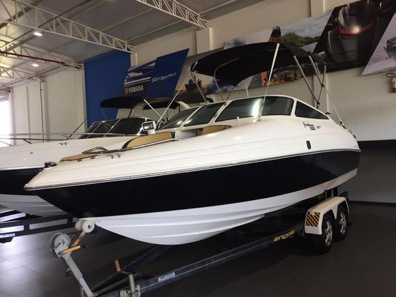 Lancha/barco Focker 222 + Yamaha 200hp 2 Tempos
