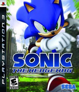 Sonic The Hedgehog Ps3 (en D3 Gamers)