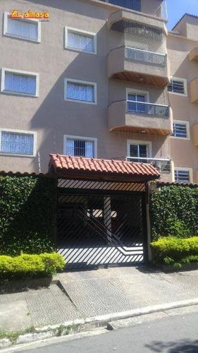 Apartamento Com 3 Dormitórios À Venda, 92 M² Por R$ 380.000 - Jardim Vila Galvão - Guarulhos/sp - Ap0582