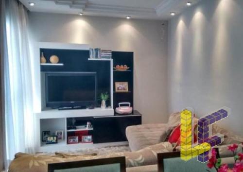 Venda Apartamento Santo Andre Palmares Ref: 12367 - 12367
