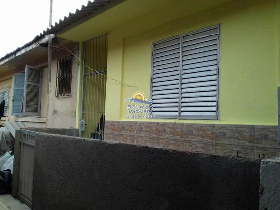 Casa Bangalô-caiçara-praia Grande - Sp680