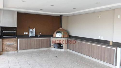 Apartamento Com 3 Dormitórios À Venda, 150 M² Por R$ 640.000,00 - Jardim Paulista - Bauru/sp - Ap3649