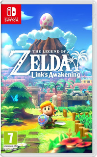 The Legend Of Zelda Links Awakening Switch Juego Nintendo