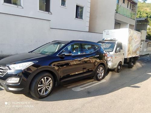 Hyundai Santa Fe 2015 3.3 7l 4wd Aut. 5p