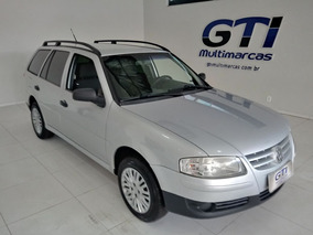 Volkswagen Parati 1.6 Mi Plus 8v Flex 4p Manual G.iv