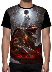Camiseta Anime Berserk Mod 01 - Frente