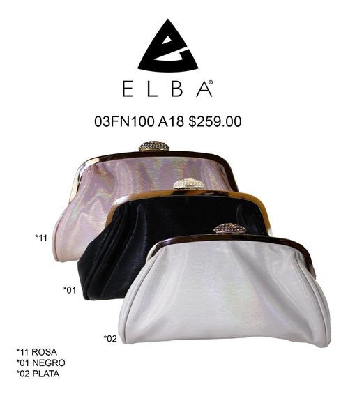 Bolsa De Fiesta Con Broche De Cristal 03fn100a18