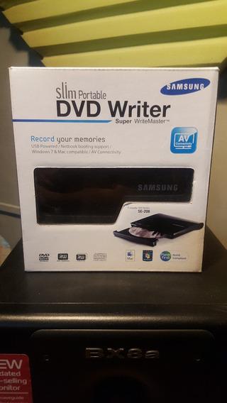 Unidad Externa Dvd Samsung