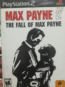 Ps2: Max Payne 2: The Fall Of Max Payne