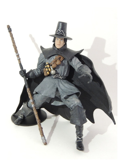 Dc Direct Return Of Bruce Wayne Witch Hunter Batman Loose
