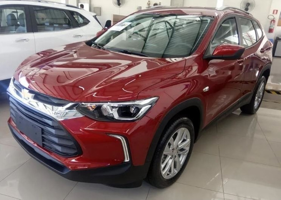 Nueva Suv Chevrolet Tracker 1.2 Nafta Turbo 132cv Mt 2021 Ep