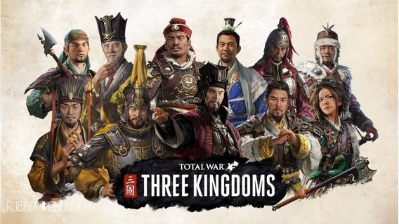 Total War Three Kingdoms (frete Gratis) Pc Frete Gratis