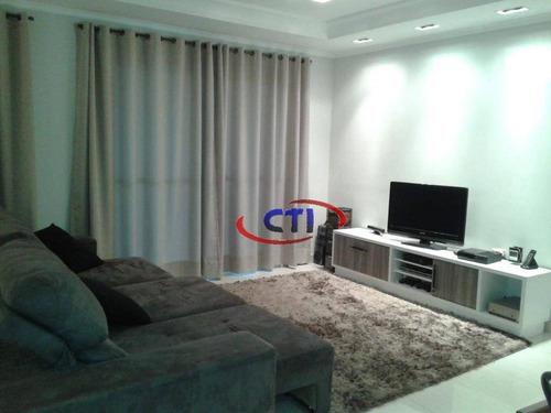 Imagem 1 de 30 de Apartamento Com 2 Suítes  À Venda, 104 M²  - Centro - São Bernardo Do Campo/sp - Ap3147