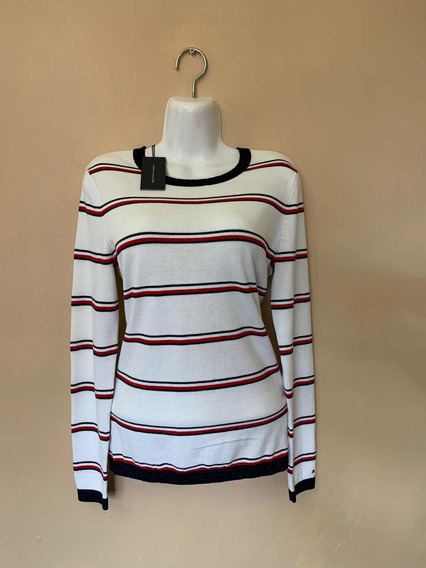 Suéter Tommy Hilfiger Mujer Xs