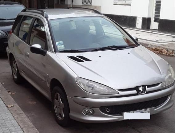 Peugeot 206 Sw Premium 1.6 Mod 2008