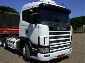 Scania R124 360 - 2004 - Primeiro Caminhão - R$ 73.000.00