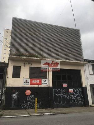 Galpão Comercial Para Locação, Ipiranga, São Paulo. - Ga0151