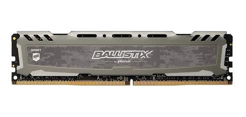 Memória Crucial Ballistix 4gb Ddr4 2400 Mhz