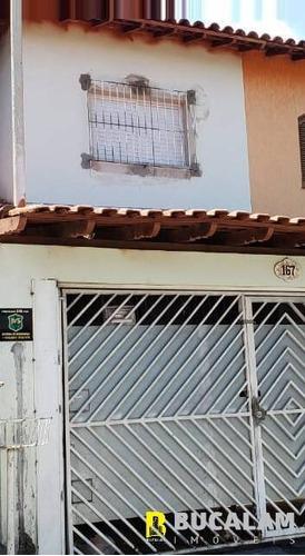 Imagem 1 de 15 de Casa Para Venda No Jardim Maria Rosa - 4329-rm