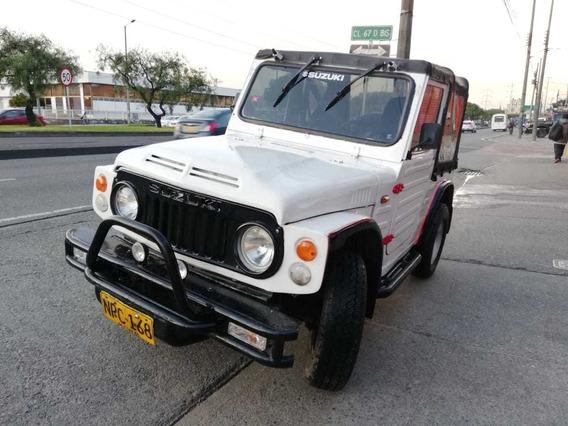 Suzuki Lj80 Carpado