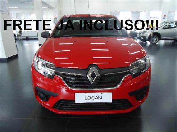 Renault Logan 1.0 12v Sce Flex Life Manual