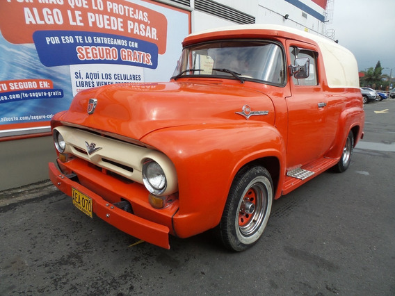Ford F-100 At 2500cc 4x2