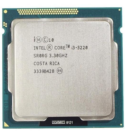 Processador Core I3 3220 3,3ghz Dual Core 4 Threads Lga1155