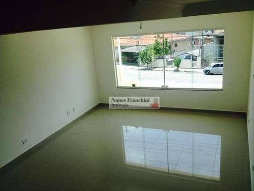 Casa Residencial À Venda, Vila Diva (zona Norte), São Paulo - Ca0361. - Ca0361
