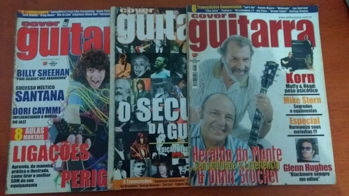 Revistas Cover Guitarra 61,62 E 63
