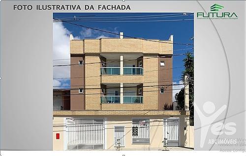 Imagem 1 de 2 de Ref.: 2513 - Apartamento Sem Condomínio, 2 Dormitórios Sendo 1 Suíte, 2 Vagas , Parque Das Nações , Santo André , Sp - 2513