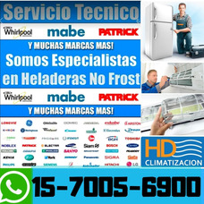 Tecnico Heladera Carga Gas Reparacion Whirlpool Gafa Patrick