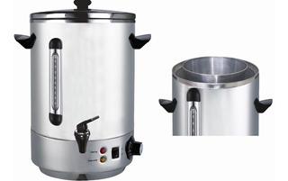 Lechera Acero Inoxidable Termo Electrica - 10 L - Dispenser