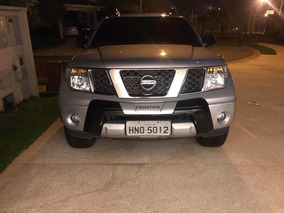 Nissan Frontier 2.5 Strike Cab. Dupla 4x2 4p 2011