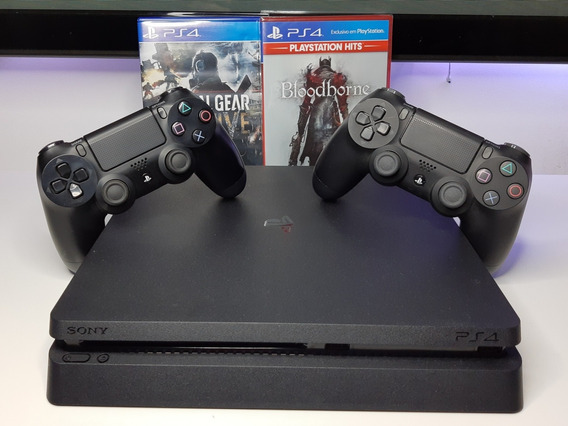 Playstation Ps4 Slim 2 Controles