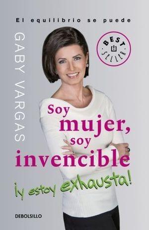 Libro Soy Mujer Soy Invencible