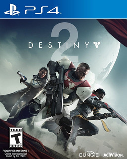 Destiny 2 Playstation 4 Ps4 Fisico