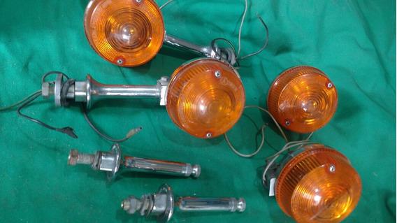 4 Piscas Completos Kawasaki Kz 1000